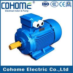 IE1/IE2/IE3 trois phase 380V 50Hz CE APPROUVÉ Y2 série AC haute puissance électrique pour l'air du moteur de compresseur et le nettoyeur de la pompe