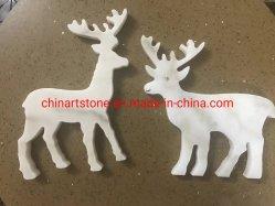 Marmorrotwild-Produkte für Weihnachtsdekoration