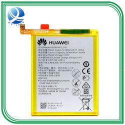 Huawei P9電話のための100%元の2900mAhはP9ライトG9の名誉8の名誉5c G9 EVA-L09の名誉8のライト電池の上昇する