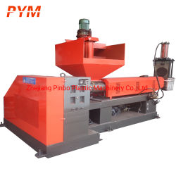 machine de recyclage de plastique pour les PE/PP/AP/PVC/ABS/PS/PC/PEE/EPS/Pet le lavage et le bouletage granulation