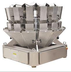 Weigher multiterminal computarizado de la máquina de embalaje con superficie plana