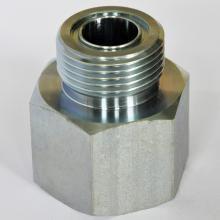 Acciaio inossidabile del hardware idraulico ad alta pressione/protezione idraulica d'ottone della spina