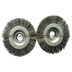 Нейлон 1.7mm абразивного полирования колеса щетки (YY-238)