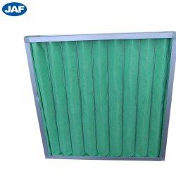 Cadre en alliage aluminium sac moyen du filtre à air pour la climatisation