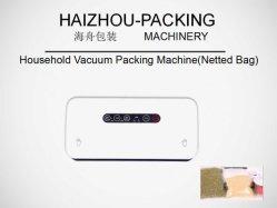 Preserver alimentaire des ménages Machine d'emballage d'étanchéité sous vide sac filet Jar