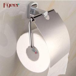 Fyeerの浴室のアクセサリの真鍮のトイレットペーパーホールダー