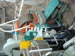 Equipamentos de Mineração gradiente elevado areia de quartzo molhado Anel Vertical Electro Magnetic Máquina do Separador