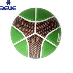 A fábrica 4 Pilar Barato Eco-Friendly Colour Mini Basquetebol borracha personalizada