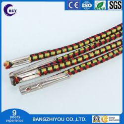 Tête de carte de métal corde élastique de la corde élastique tête sac cadeau de corde de fer de la corde de boucle