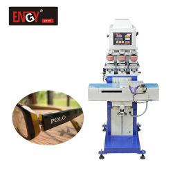Printer van het Stootkussen van 3 Zonnebril van de Kleur/Machine de de van uitstekende kwaliteit van de Druk