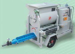 Het Type die van schroef de Bespuitende Pomp van het Mortier van het Cement van de Machine voegen