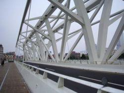 Struttura In Acciaio Zincato Ad Alta Resistenza Bailey Railway Bridge