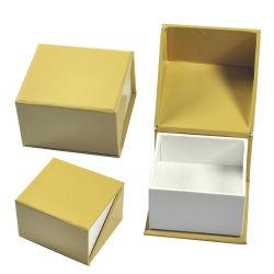 Jóias de Papel Cartão Magnético elegante Dom Ring Caixa de Embalagem