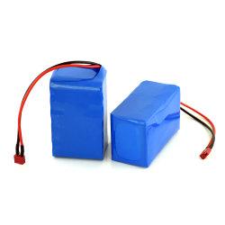 مجموعة بطارية ليثيوم قابلة لإعادة الشحن بقدرة 24V 6000 مللي أمبير/ساعة 18650 لإضاءة LED