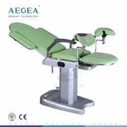 AGS102b病院の機械制御は女性の忍耐強い検査の医学のGynecologyの椅子を調節する