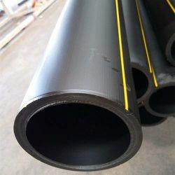 أنابيب الغاز HDPE ذات الخط الأصفر /HDPE أنابيب البنزين PE
