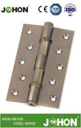"""Roulement de porte automatique de l'ouvreur de meubles en métal charnière de porte de la fenêtre de raccords (5""""x3 """" en acier ou accessoires matériels de fer)"""