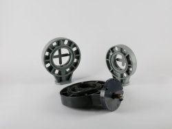 Válvula de Esfera de PVC do molde (JZ-P-C-03-013-A)