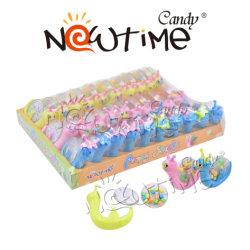 NTT19006 mélange coloré de bonbons d'escargot Bean dans la case