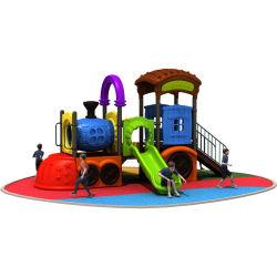 ملعب للأطفال في الملاهي يستخدم في ألعاب الأطفال الخارجية توماس الشرائح
