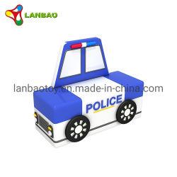 عرض المصنع سيارة بلاستيكية رخيصة الدفع للأطفال