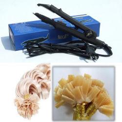 La kératine à embout plat Remy Hair Extensions/Extensions de cheveux de Fusion à bout plat