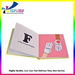 Libros para niños personalizados de alta calidad de la Tarjeta de impresión de libros libros de los niños