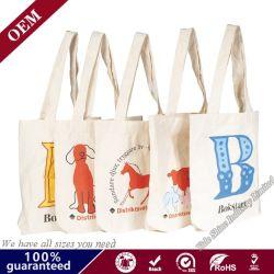 Sacos sacola de lona Grande Cordão 18X24 Sacola grande Canvas alça ajustável Design de arte