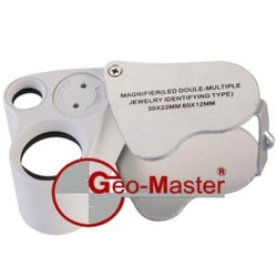 조사 Instrument Geology 및 Forestry Equipment Geological Magnifier (GM9889)