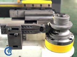 Macchina piegatubi di CNC della piattaforma del tubo della macchina piegatubi del sottopassaggio di portello della maniglia della macchina piegatubi del tubo rotondo automatico del metallo