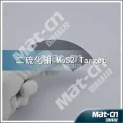 MOS2 Target objetivo de sulfuro de molibdeno 4n para la investigación científica