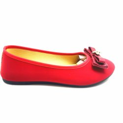 2020 Bow des chaussures plates Chaussures femmes Flats bateau glisse sur les femmes Chaussures Mesdames trotteurs méplats