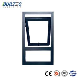 열 절연제 알루미늄 두 배 유리제 분말 코팅 알루미늄 최고 걸린 Windows