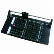 Cortador de papel giratorio de 350mm / Barbero