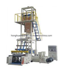 Hoge snelheid ABA 3 HDPE LLDPE van 2 Laag de Blazende Machine van de Plastic Film voor het Winkelen Zak SL45*2-900