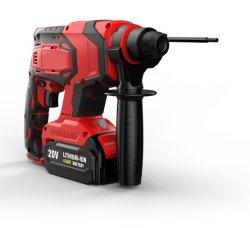 Novas ferramentas eléctricas sem fios profissional Martelo da broca