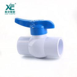 Xe 내구재 무료 샘플 일반적인 압력 공 벨브 PVC