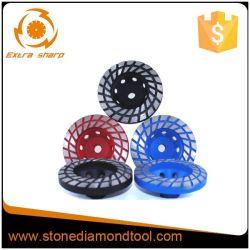 Профессиональные алмазные шлифовальные чашки для камня процесса