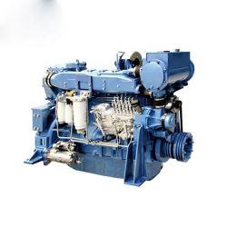 Aprovado pela CE Warranty 6 Cilindros 1800rpm barco de pesca Use barato melhor Marine Motor Diesel