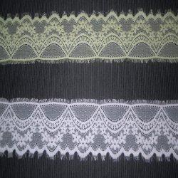 Amplio tramo Embellecedor de pestañas para dormir pijamas lencería de encaje adornos de encaje de materiales de tela