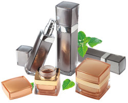 New Cosmetic Acrylic Packing Bottle Lotion
