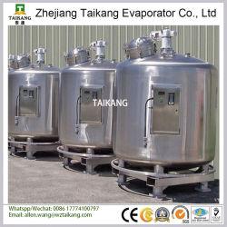 304ss آيس كريم من الفولاذ المقاوم للصدأ شيخوخة اللبن إنتاج والتصنيع خزان الخلط