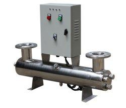 La esterilización ultravioleta el tratamiento de agua para la desinfección del agua