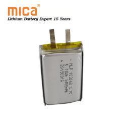 3.7V 1400mAhポリマーリチウムイオン電池103048 1400mAh Lipo電池のリチウムポリマー