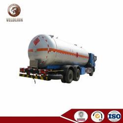 Toute nouvelle cuve sous pression GPL 24cbm pétrolier camion de transport de gaz GPL