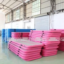 高品質水浮遊エアマットレスの商業膨脹可能な体操のヨガのマット