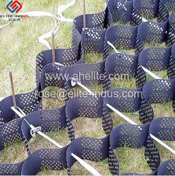 Коврик для семян луговых трав 50мм--200мм глубины ячейки гладкого пластика Geocell HDPE