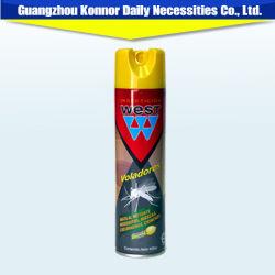 유해물 Repeller를 위한 400ml 연무질 곤충 살인자 살포