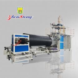 Hdpe قطر كبير خط إنتاج أنبوب الرياح Hollow/HDPE بروز الأنابيب
