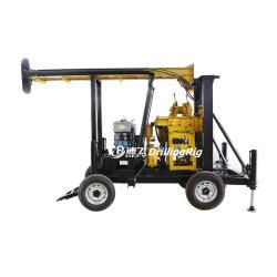Rock Sampleのための200m Hot Sale Rotary Core Drilling Machine